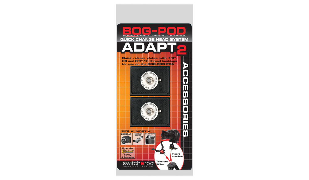 Adapt2™ Accessory Plate