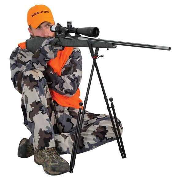 BOG Dead Silent Kneeling Shooting Sticks